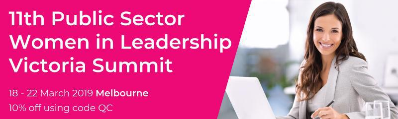 11th Public Sector Women in Leadership Victoria Summit