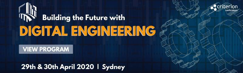 Building the Future with Digital Engineering Conference