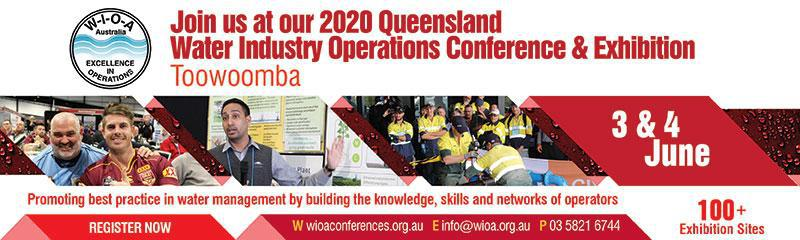 44th WIOA Queensland Water Industry Operations Conference and Exhibition