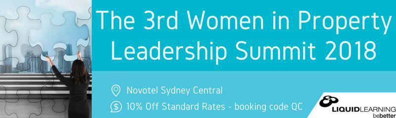 3rd Women in Property Leadership Summit 2018