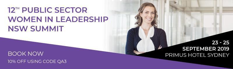 12th Public Sector Women in Leadership NSW Summit