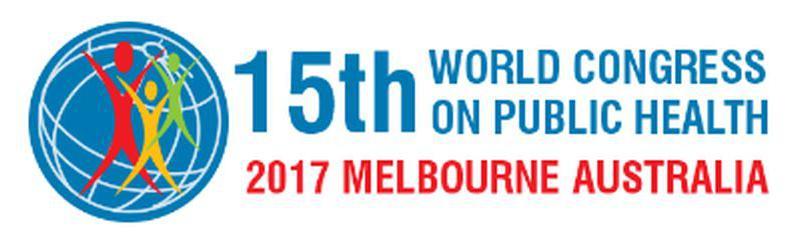 15th World Congress on Public Health (WCPH)