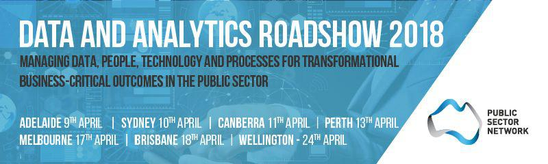 Data and Analytics Roadshow 2018