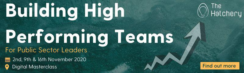 Building High Performing Teams for Public Sector Leaders