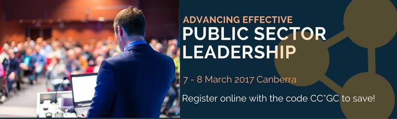 Advancing Effective Public Sector Leadership