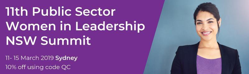 11th Public Sector Women in Leadership NSW Summit