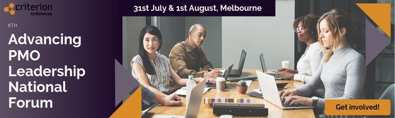 6th Advancing PMO Leadership National Forum