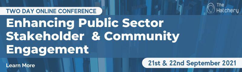 Enhancing Public Sector Stakeholder & Community Engagement
