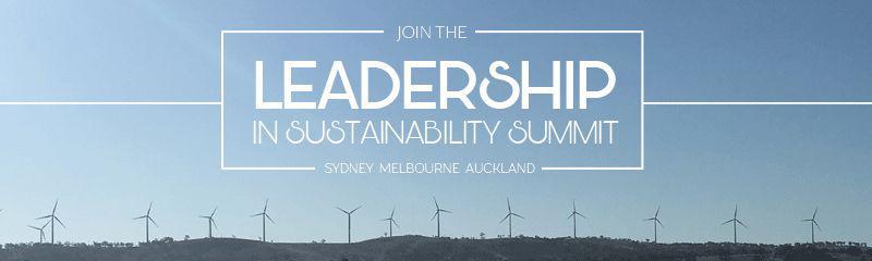 Leadership in Sustainability Summit