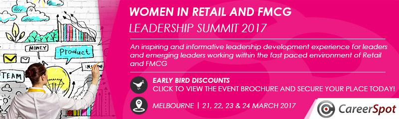 Women in Retail and FMCG Leadership Summit 2017