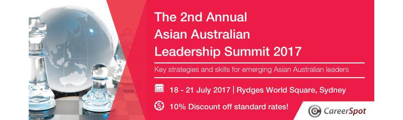 2nd Annual Asian Australian Leadership Summit 2017